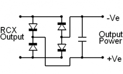 RCX Power Circuit Diagram