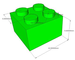 lego specifications orionrobots building robots has. Black Bedroom Furniture Sets. Home Design Ideas
